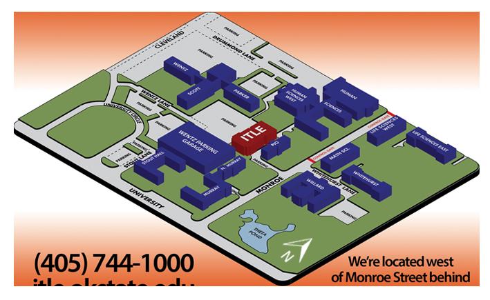 OSU Map