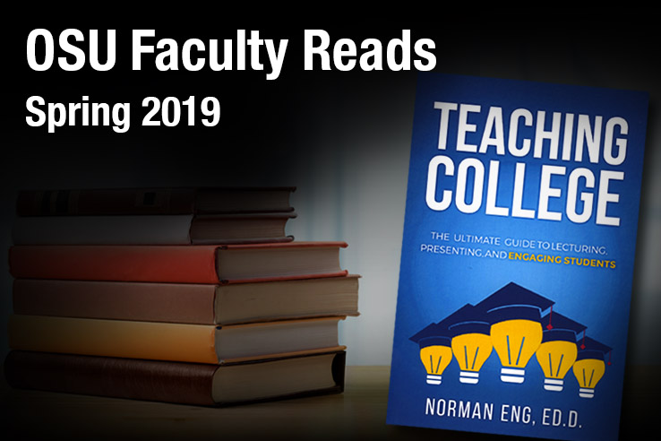 Faculty Reads Spring 2019