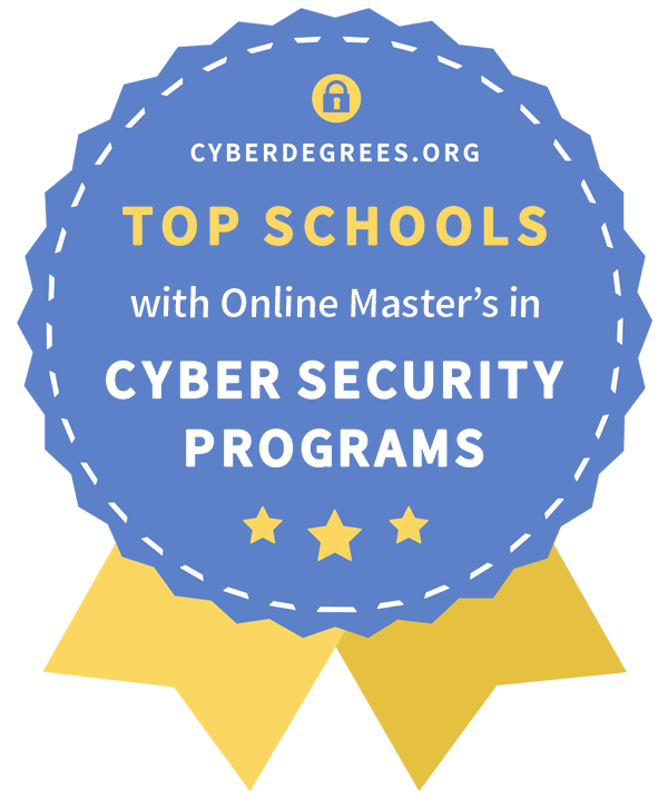 top cyber security online masters