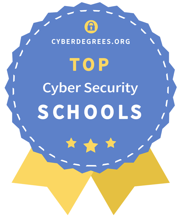 top cyber security award