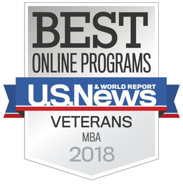 top mba program for vets award