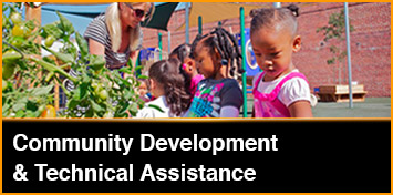 Community Development and Technical Assistance